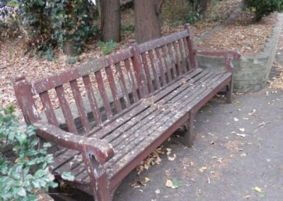 Dirty Bench